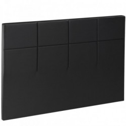 Tetes de lits Tête de lit SALINA Black Bultex Deco