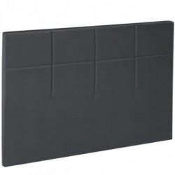 Tetes de lits Tête de lit SALINA Anthracite Bultex Deco