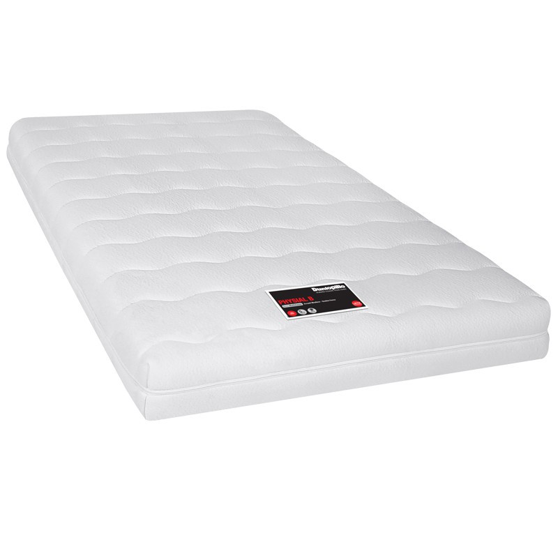matelas physial b latex me multizones dunlopillo. Black Bedroom Furniture Sets. Home Design Ideas