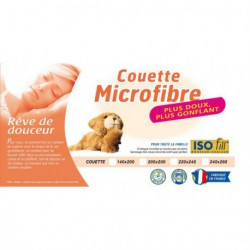 Couettes Couette MICROFIBRE willefert